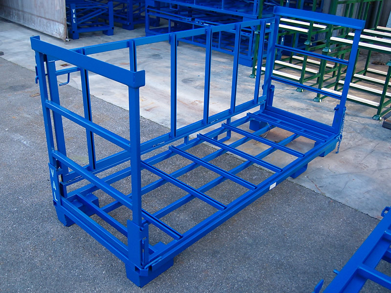 Contenitori Industriali Ferro.Produzione Contenitori Industriali In Metallo Su Misura